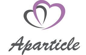 Logo Aparticle® Art and jewelry